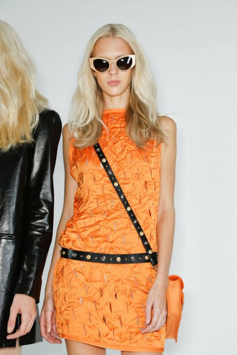 versace spring 2013 ready-to-wear photos