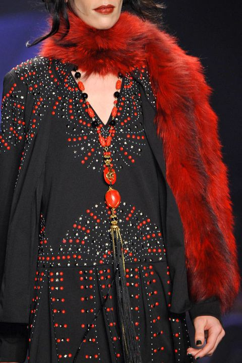 anna sui fall 2014 ready-to-wear photos