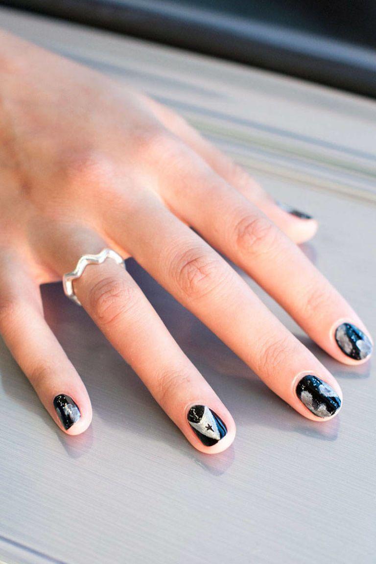 Comic-Con Nail Art Designs - 5 Comic-Con-Inspired Nail Art Looks