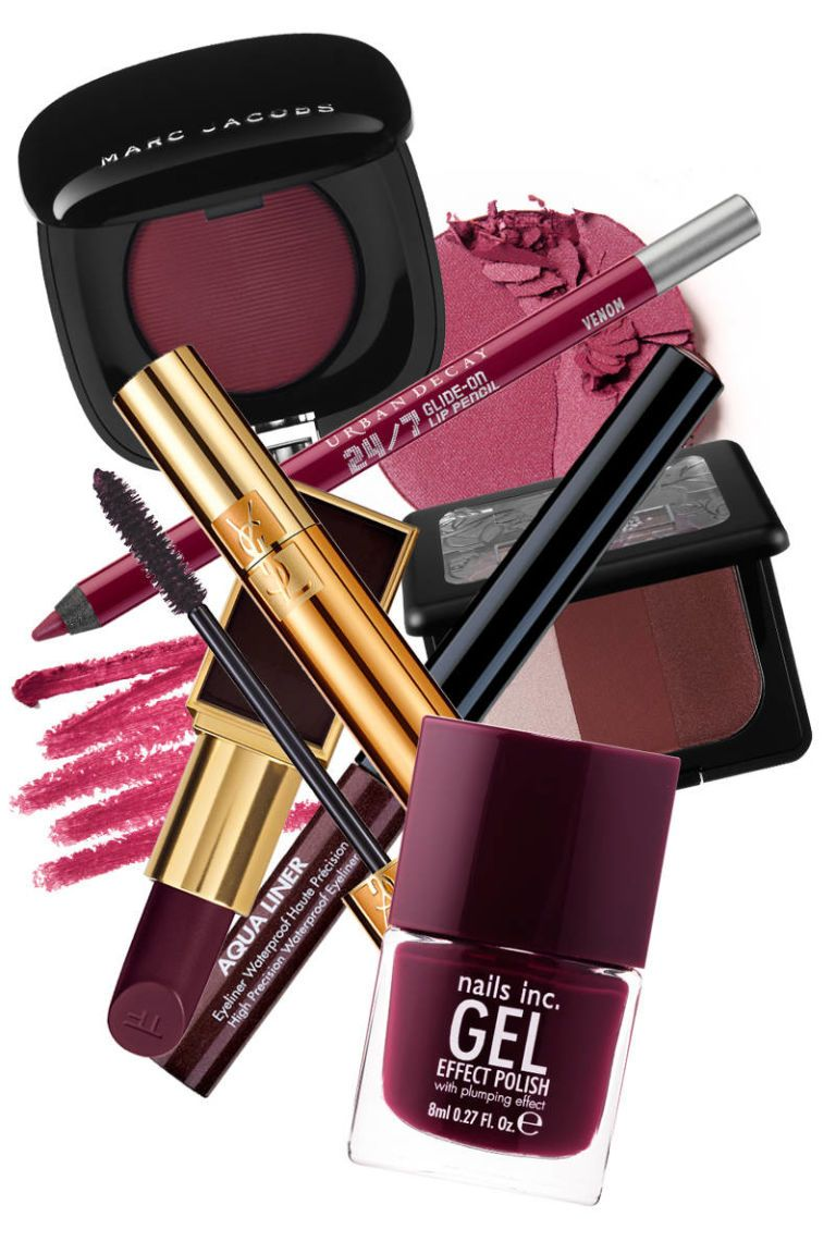 The 5 Hottest Hues For Fall Best 2013 Makeup Colors Zoya Cosmetics Lip Paint Pure Red