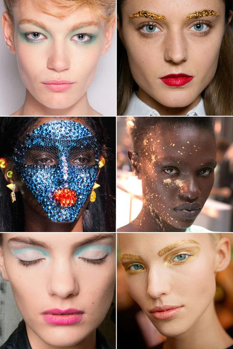 Blue, Lip, Brown, Skin, Forehead, Eyebrow, Eyelash, Red, Beauty, Style,