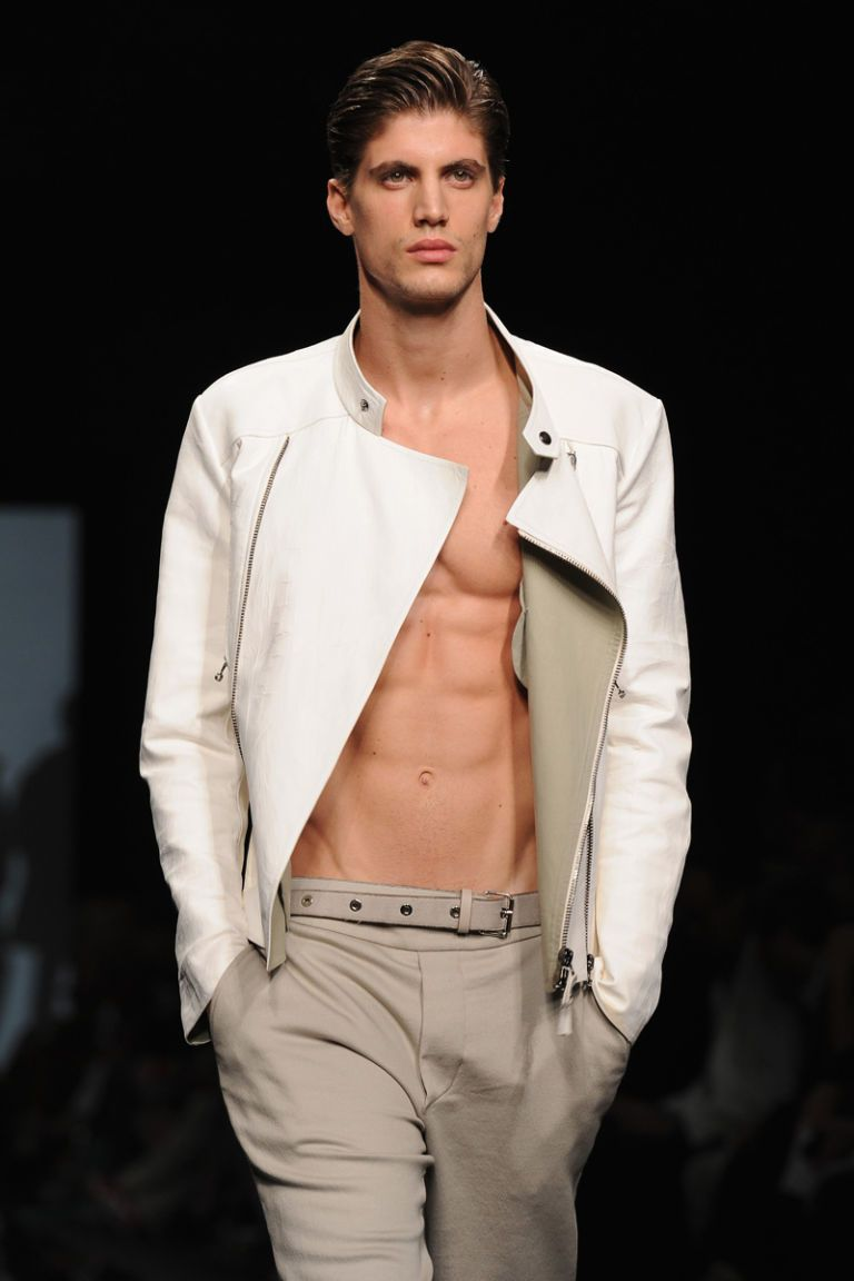 The Hottest Male Models From Milan Men S Fashion Week