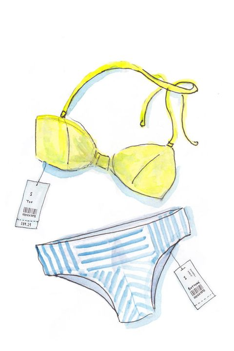 #1 Unlike the tags on that bikini you wish you could take back, you don't need to be attached.