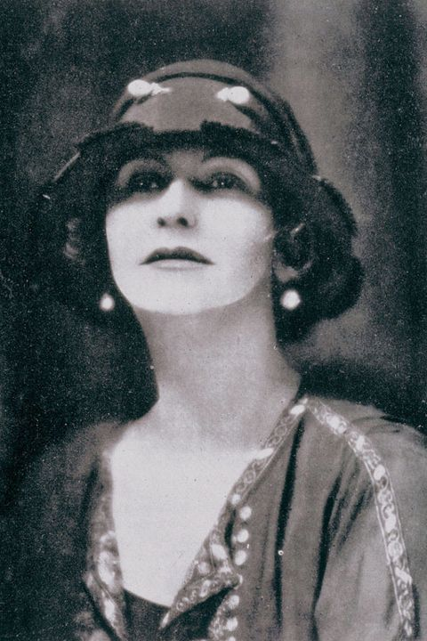 Coco Chanel Pictures Historic Pictures Of Coco Chanel