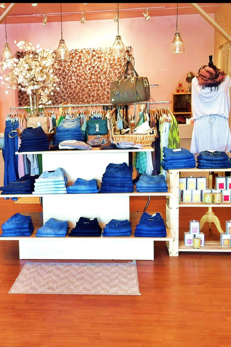 blush store in alaska