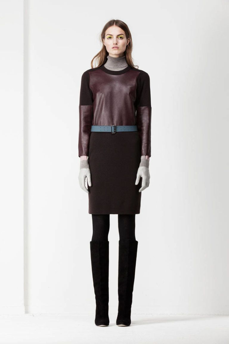 pringle of scotland pre-fall 2013 photos