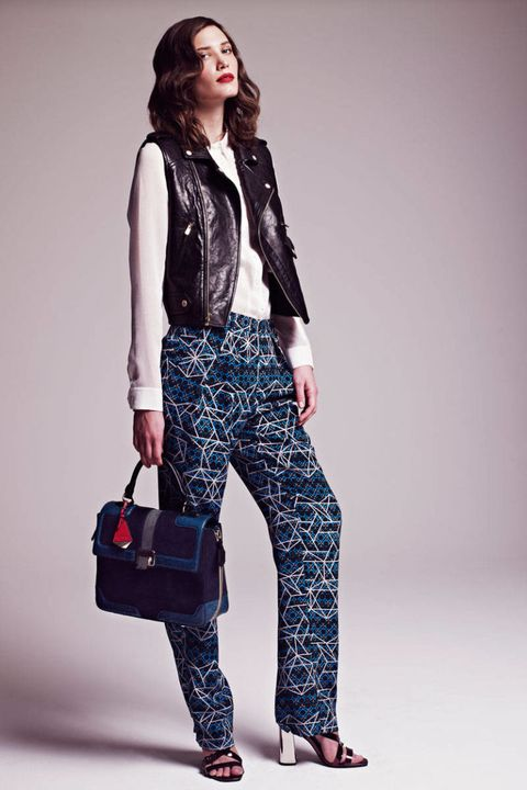 rebecca minkoff pre-fall 2013 photos