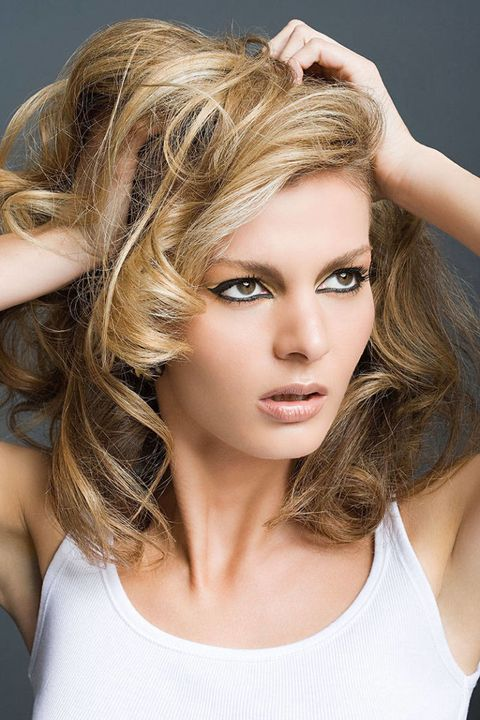 Lip, Mouth, Hairstyle, Skin, Chin, Forehead, Shoulder, Eyebrow, Eyelash, Joint,