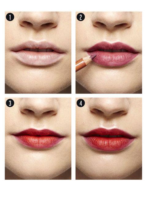Insta-Glam Red Lip
