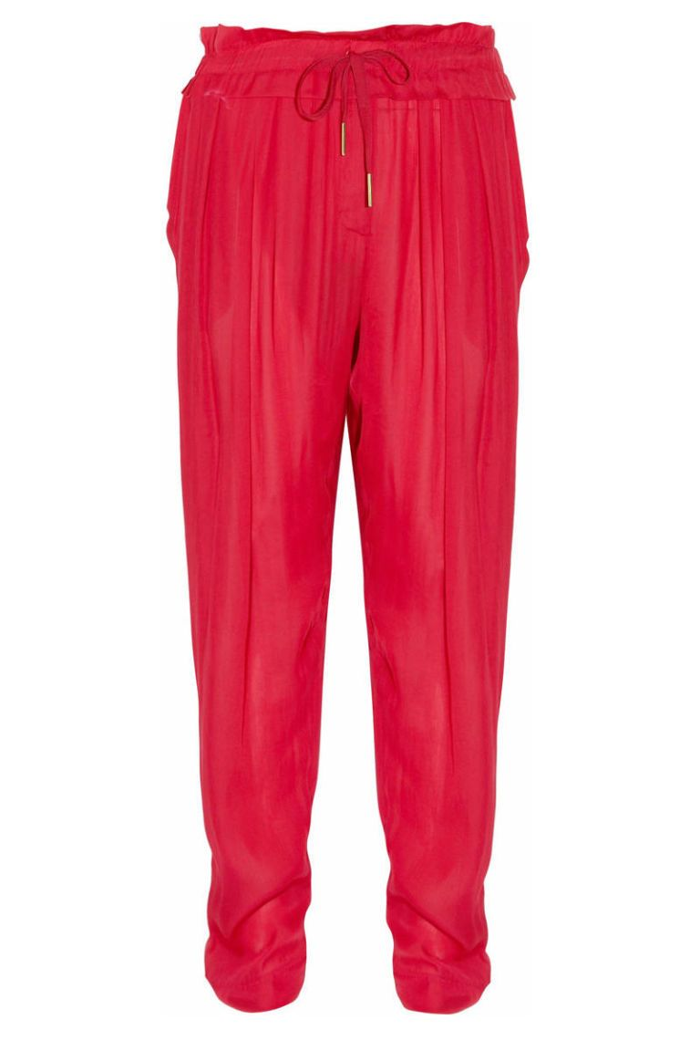 isabel marant georgette pants