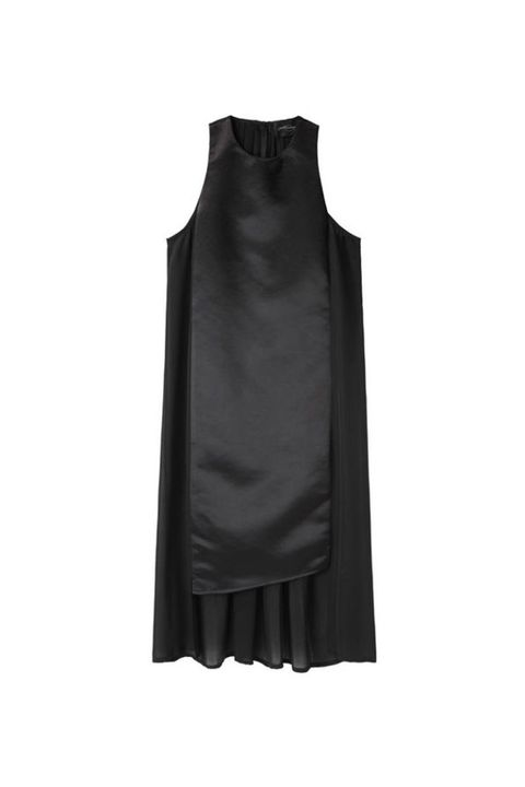 rachel comey black swoon dress