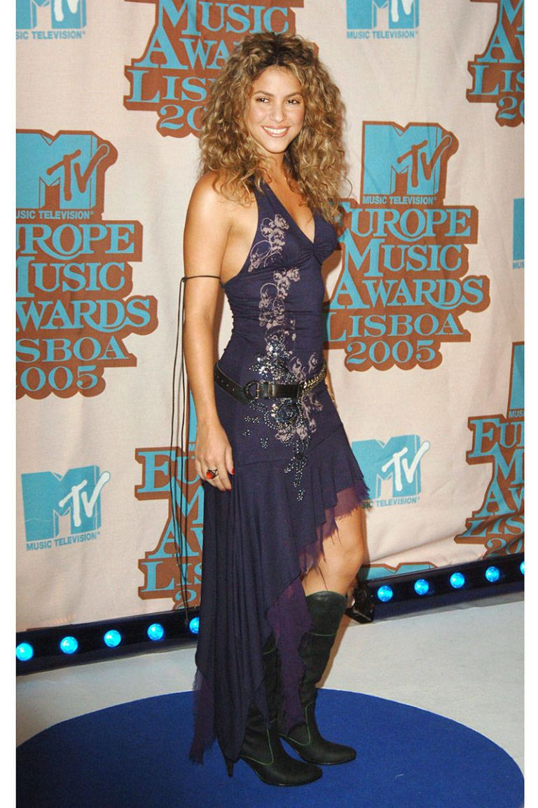 Shakira\'s Style - Fashion Pictures of Shakira