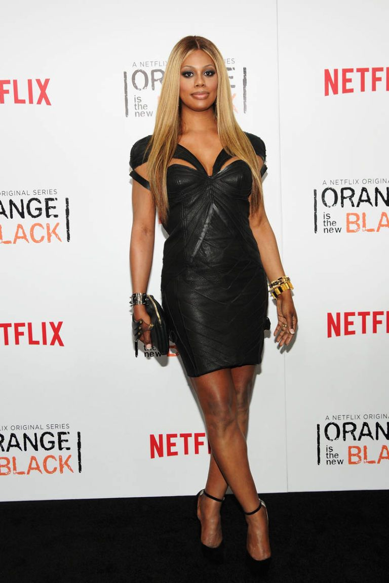 Laverne Cox on Why Orange Is the New Black Is a Revolutionary Show for Women