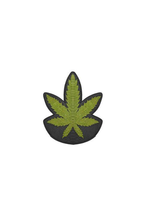 Leaf, Logo, Symbol, Graphics, Hemp family, Emblem, Clip art,