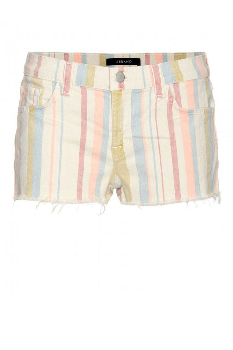 jbrand low rise cut off shorts