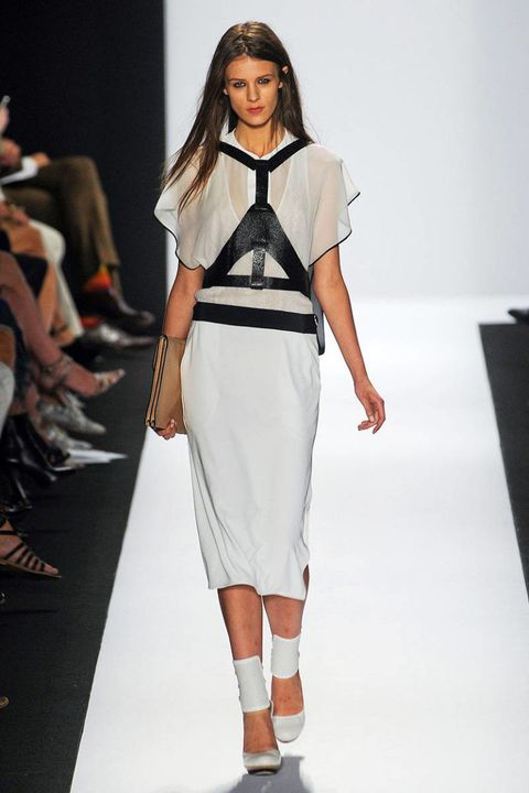 BCBG Max Azria Spring 2013 Ready-to-Wear Photos