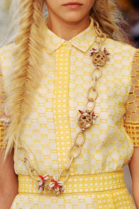 tory burch spring 2013 new york fashion week