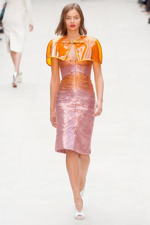 burberry prorsum spring 2013 ready-to-wear photos