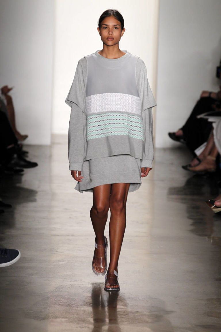talia shuvalov parsons mfa spring 2013 ready-to-wear photos