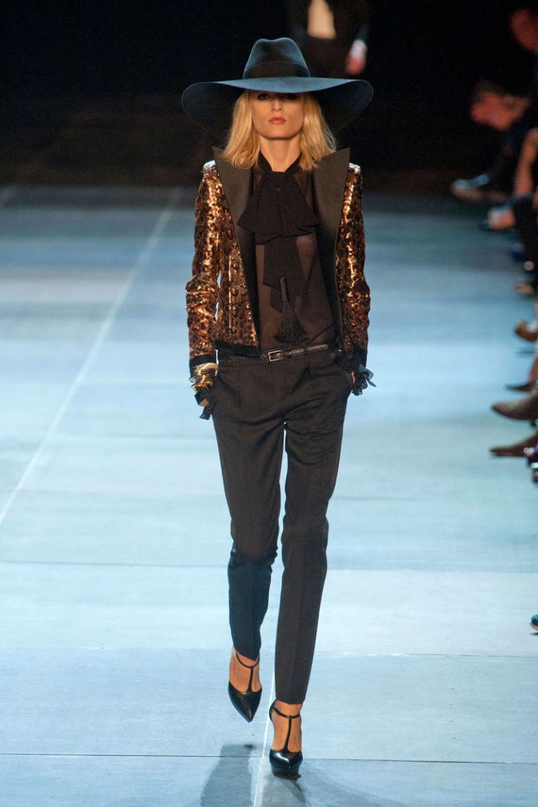 saint laurent spring 2013 ready-to-wear photos