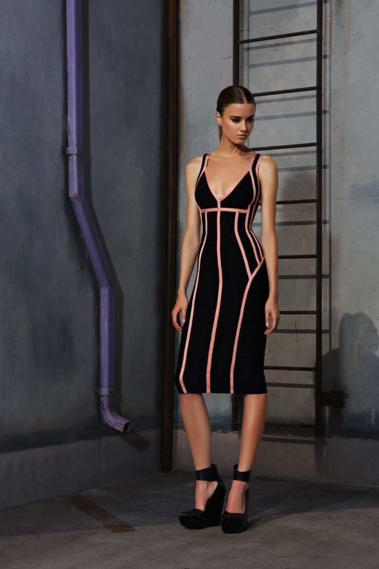 herve leger pre-fall 2013 photos