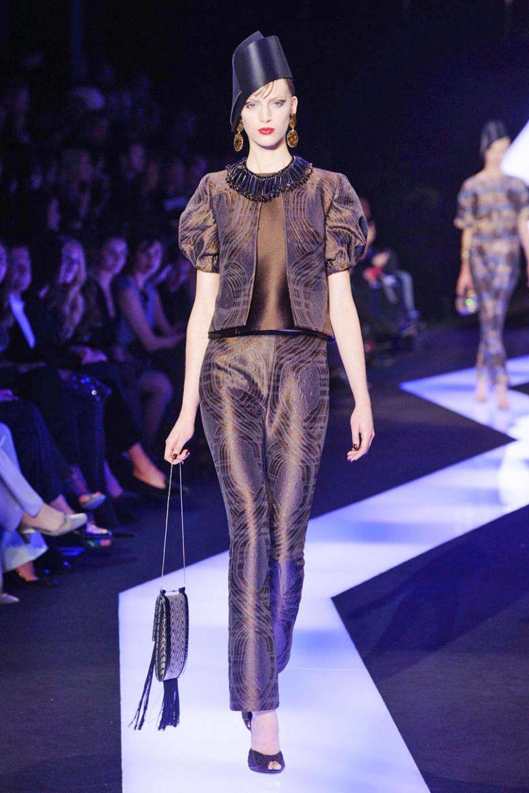 giorgio armani prive spring couture 2013 photos