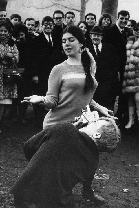 Be In in Central Park, 1967