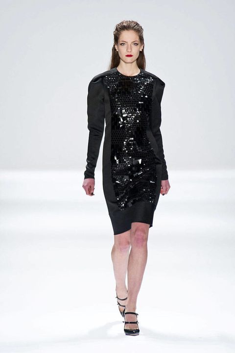 carmen marc valvo fall 2013 ready-to-wear photos