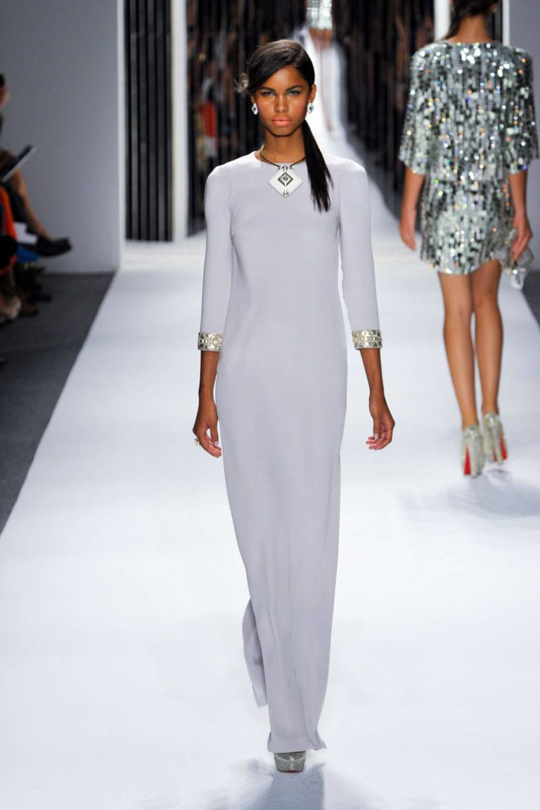 jenny packham spring 2013 ready-to-wear photos