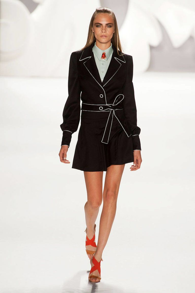 carolina herrera spring 2013 new york fashion week