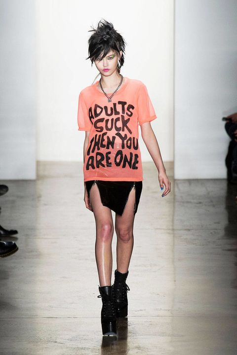 jeremy scott fall 2013 ready-to-wear photos