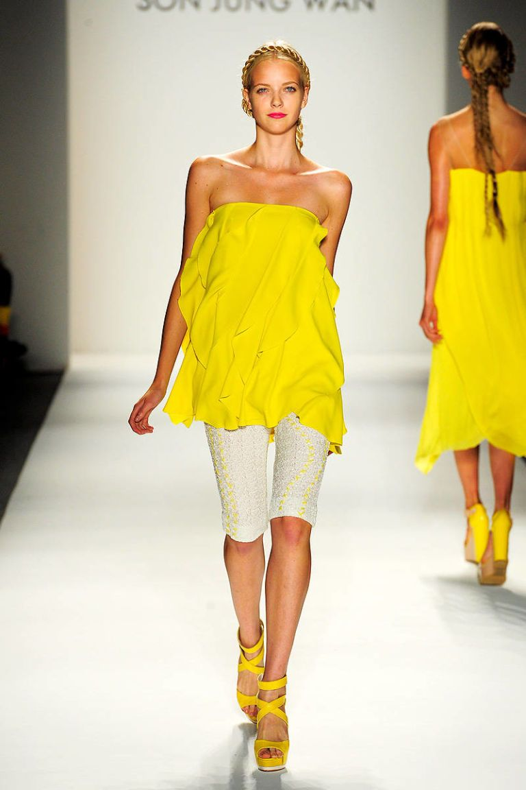 son jung wan spring 2013 new york fashion week