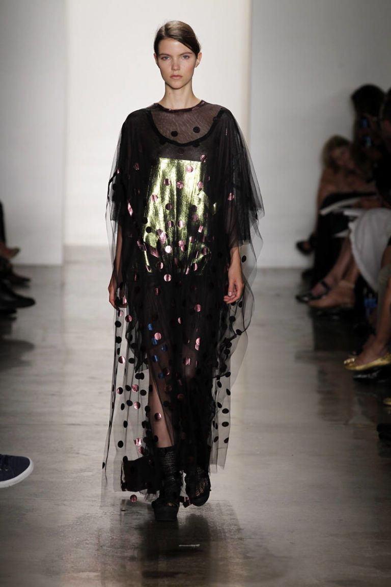 aina beck parsons mfa spring 2013 ready-to-wear photos