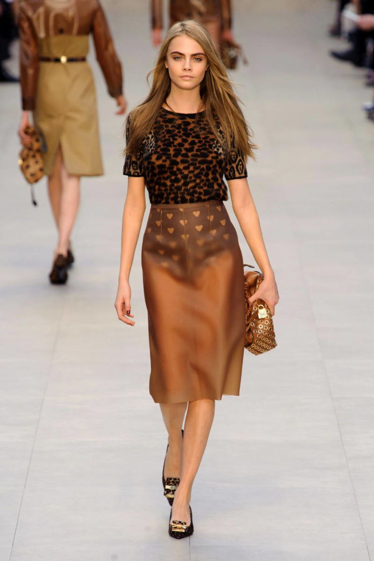 burberry prorsum fall 2013 ready-to-wear photos