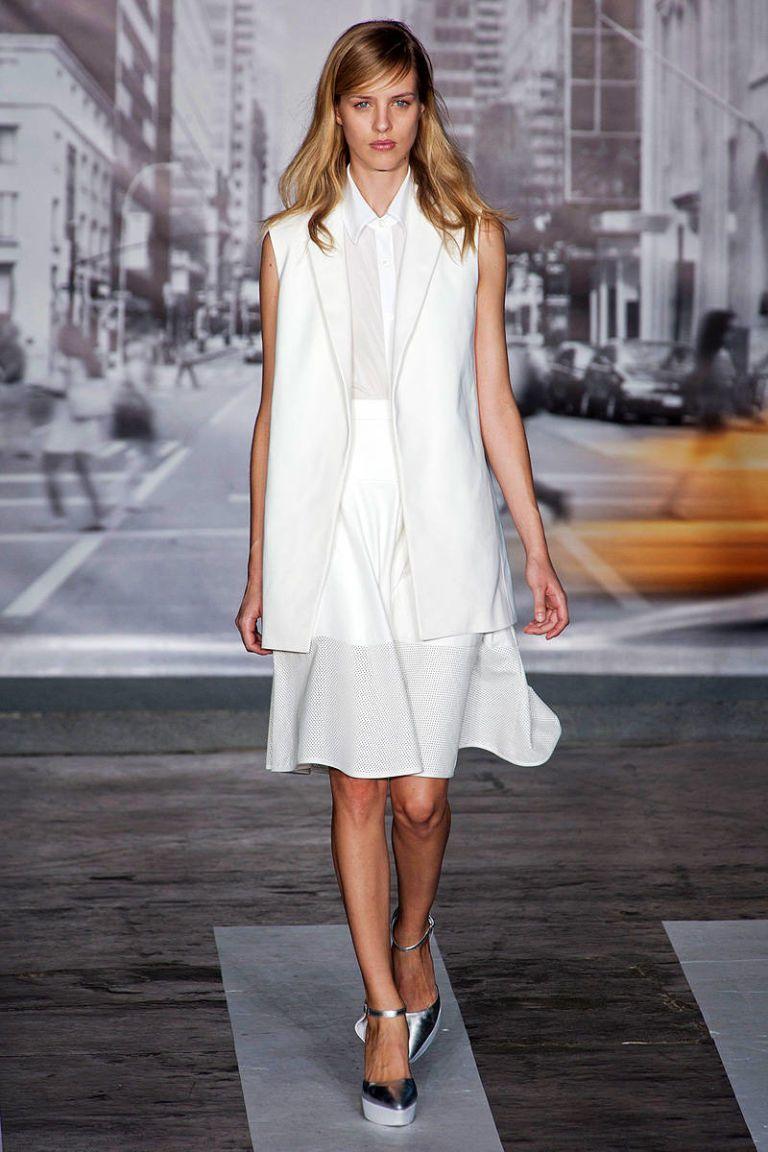 dkny spring 2013 new york fashion week