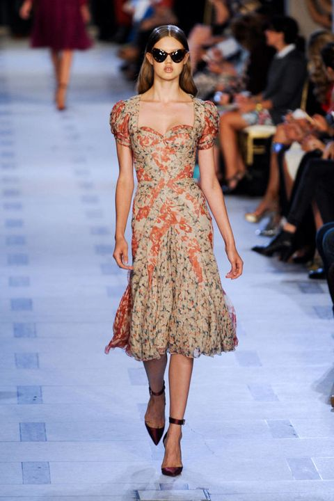 zac posen spring 2013 ready-to-wear photos