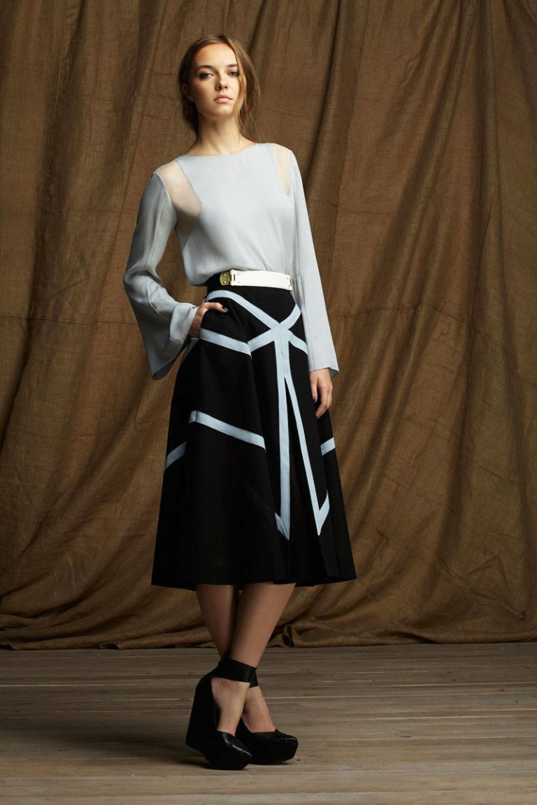 bcbg max azria pre-fall 2013 photos