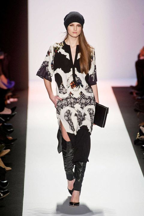 BCBG Max Azria fall 2013 ready-to-wear photos