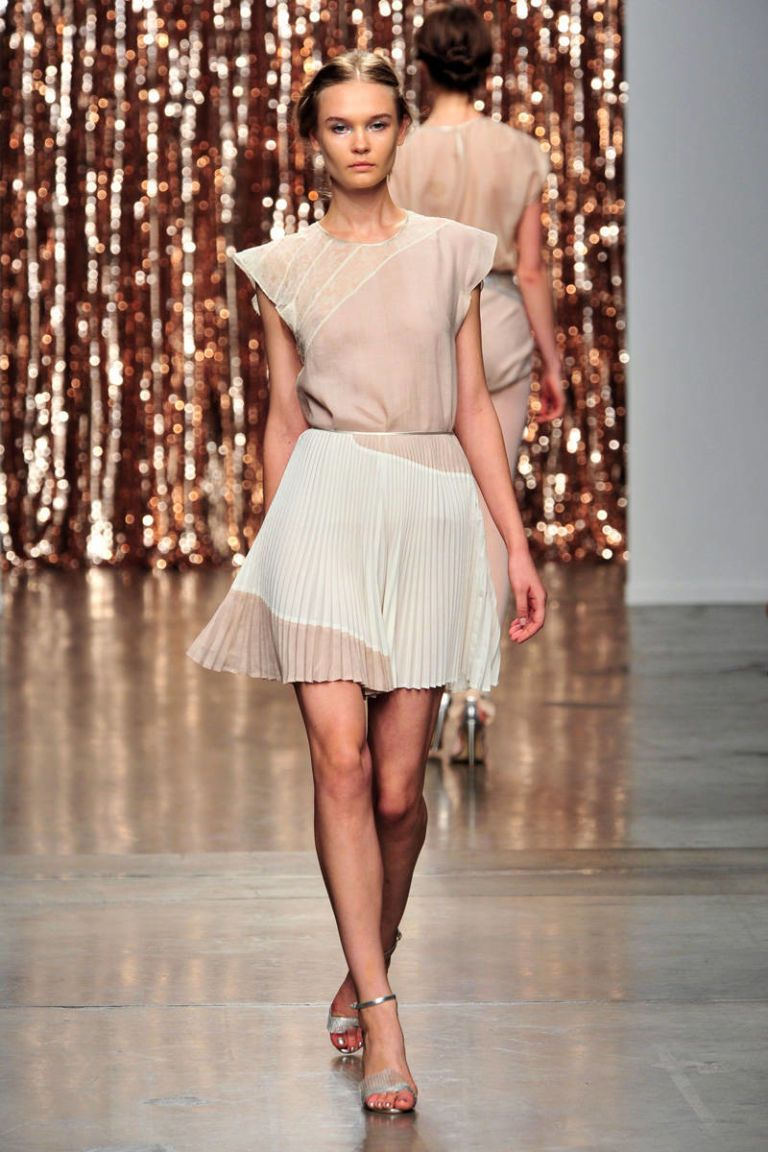 tocca spring 2014 ready-to-wear photos