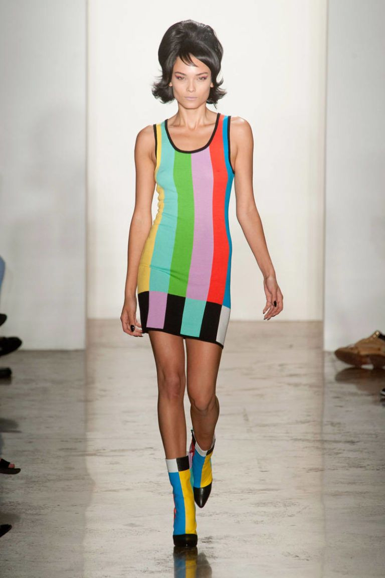 jeremy scott spring 2014 ready-to-wear photos