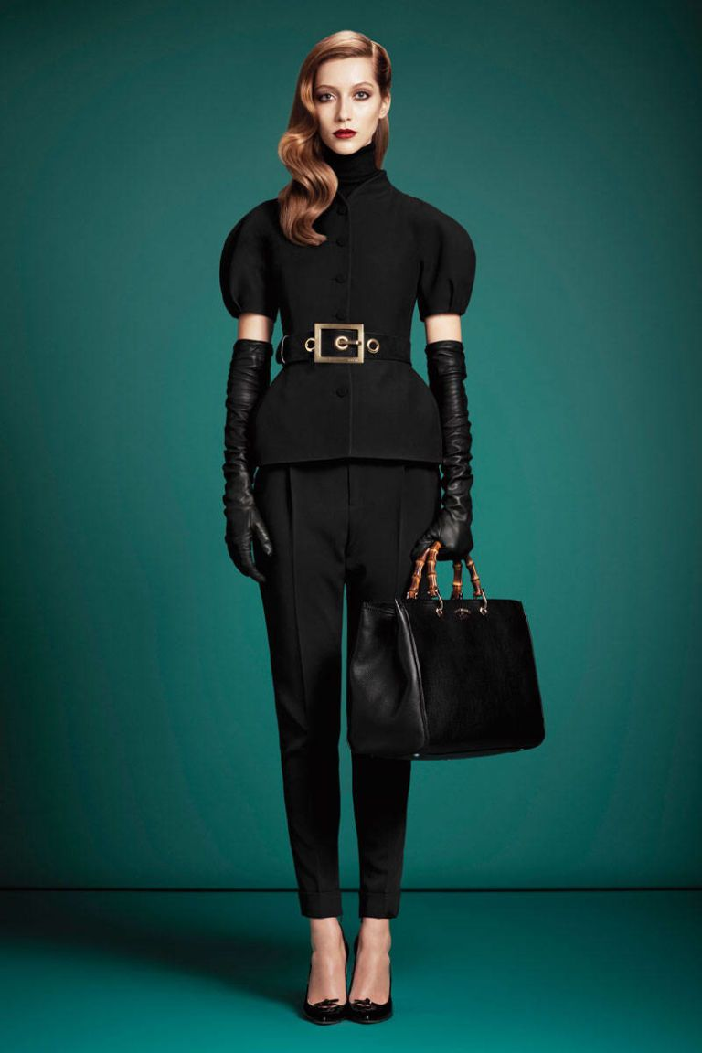 gucci pre-fall 2013 photos