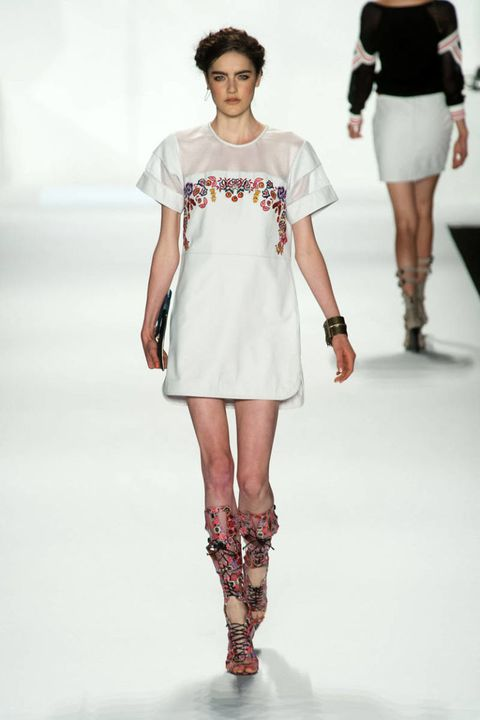 rebecca minkoff spring 2014 ready-to-wear photos