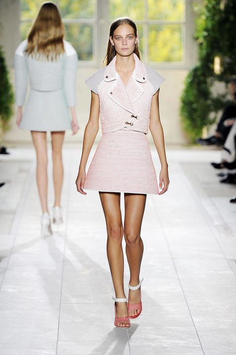 balenciaga spring 2014 ready-to-wear photos