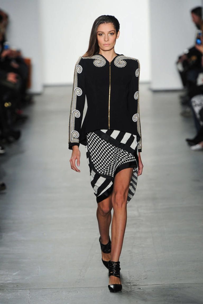 sass and bide fall 2014 ready-to-wear photos