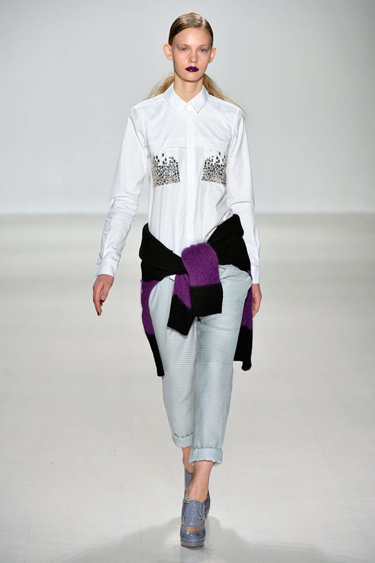 noon by noor fall 2014 ready-to-wear photos