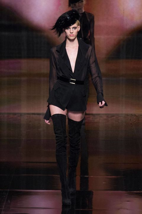 donna karan new york fall 2014 ready-to-wear photos