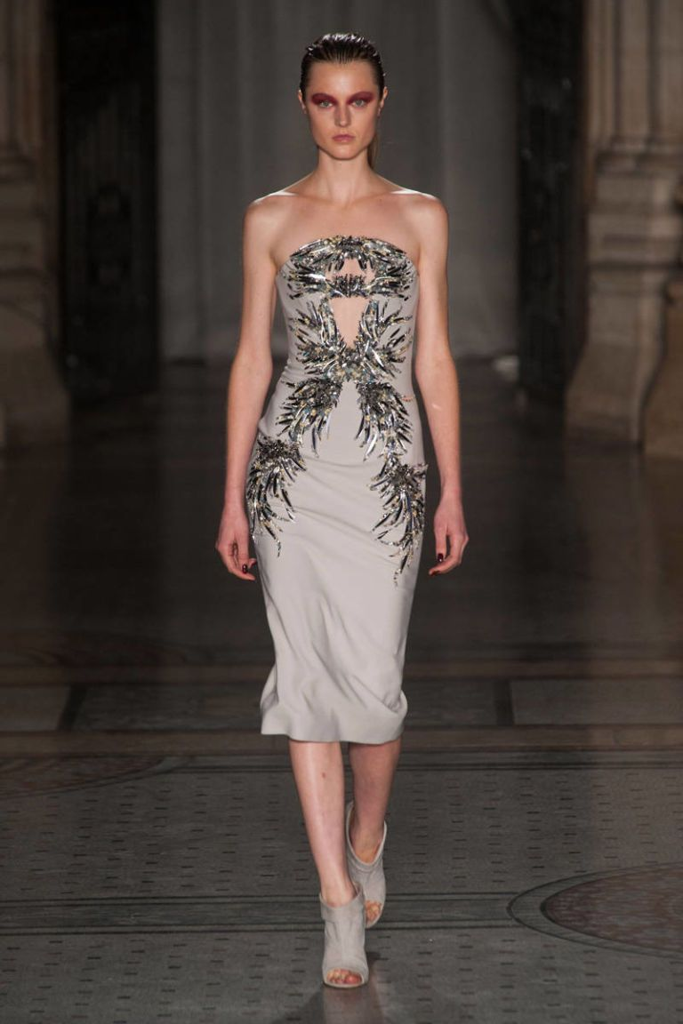 julien macdonald fall 2014 ready-to-wear photos