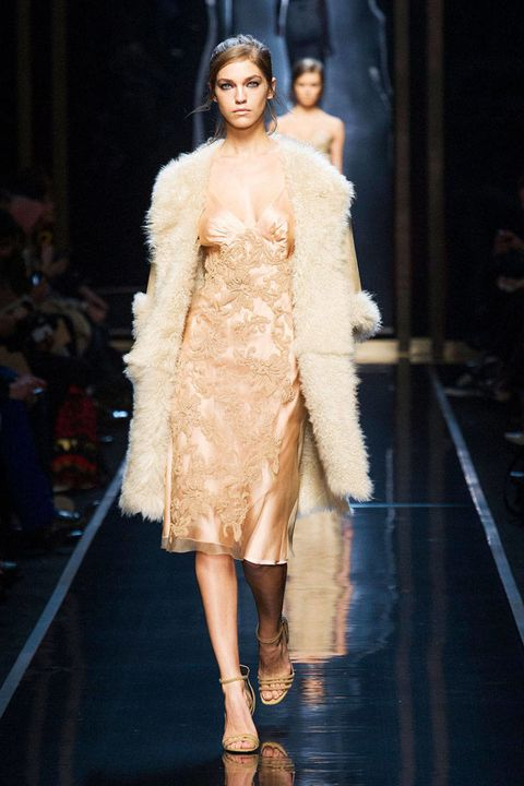 ermanno scervino fall 2014 ready-to-wear photos