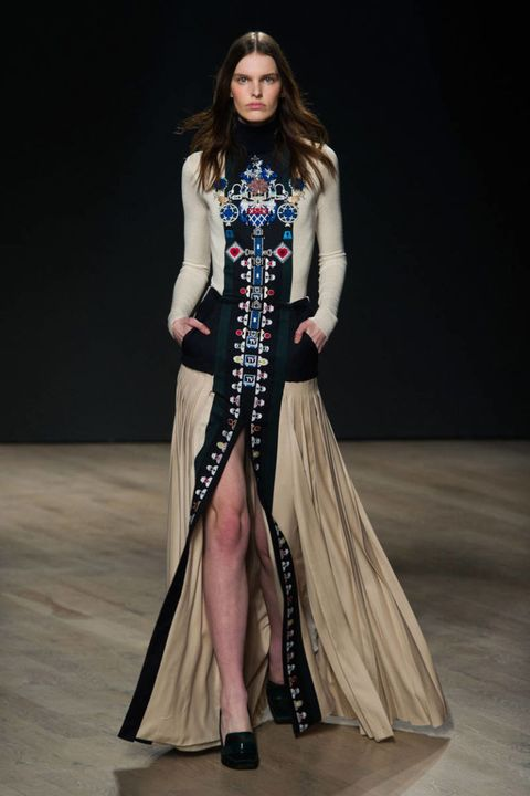mary katrantzou fall 2014 ready-to-wear photos