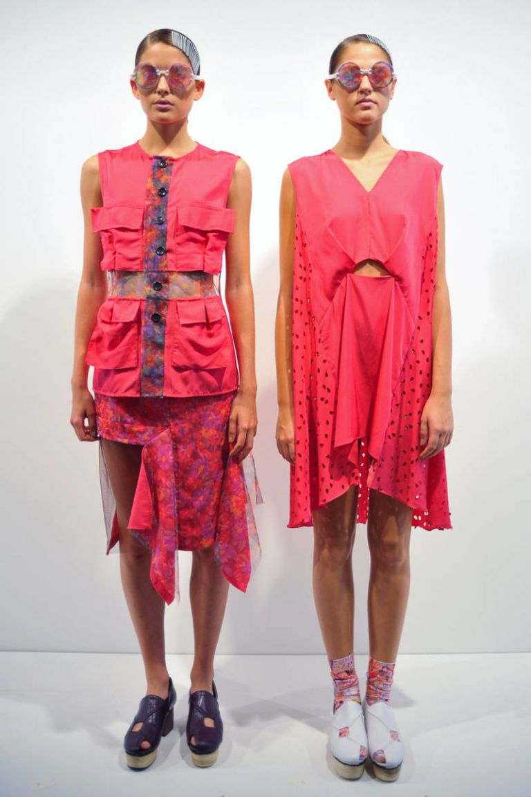 Not by Jenny Lai Spring 2013 Ready-to-Wear Photos